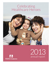 Cape Breton Regional Hospital Foundation Annual Report 2013