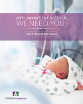 Cape Breton Regional Hospital Foundation Annual Report 2014