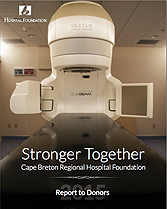 Cape Breton Regional Hospital Foundation Annual Report 2015
