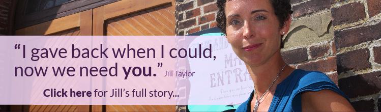 See Jill's Story